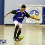 Womens Futsal Bermuda, February 21 2015-6