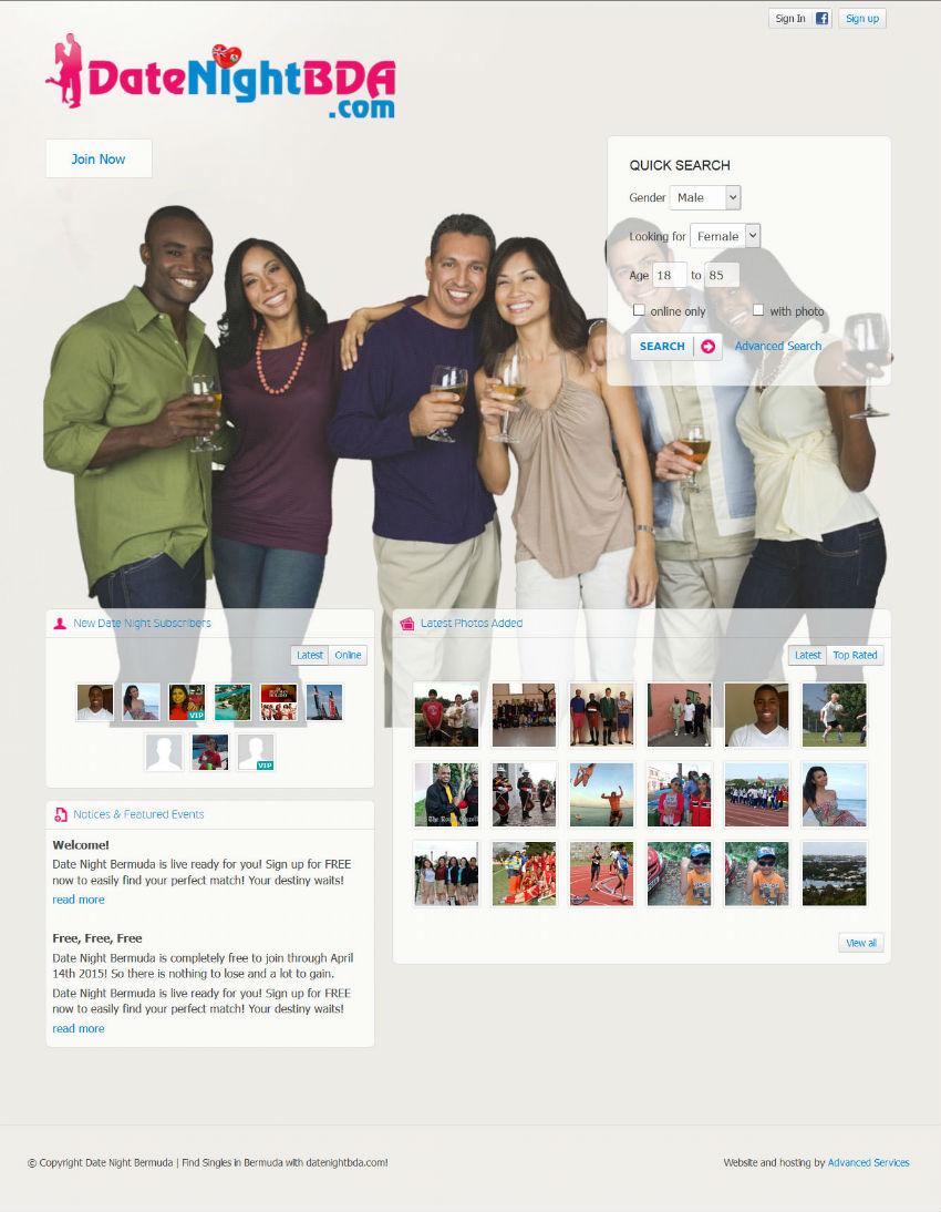 free dating sites in bermuda