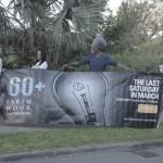 Earth Hour East Broadway Bermuda, March 27 2015-3
