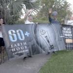 Earth Hour East Broadway Bermuda, March 27 2015-4