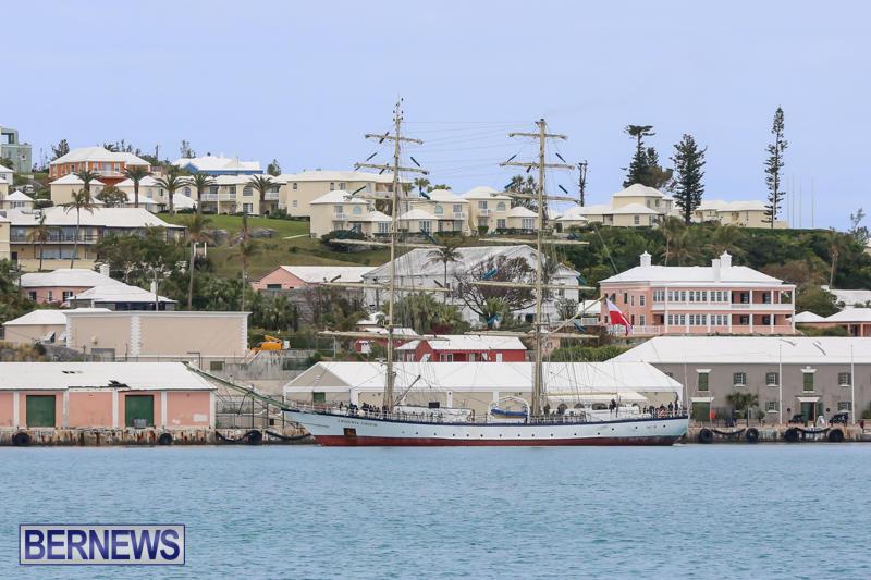 Fryderyk Chopin Tall Ship Bermuda, March 22 2015-1