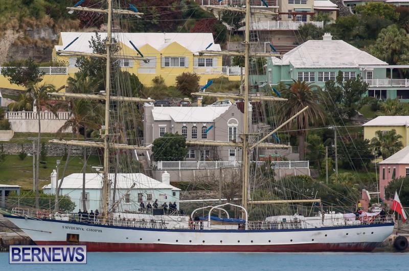 Fryderyk Chopin Tall Ship Bermuda, March 22 2015-4
