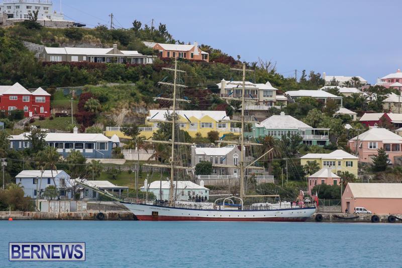 Fryderyk Chopin Tall Ship Bermuda, March 22 2015-5