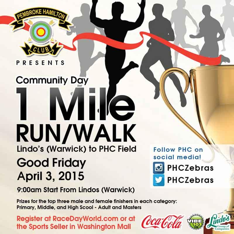 PHC Community Fun Day - Run