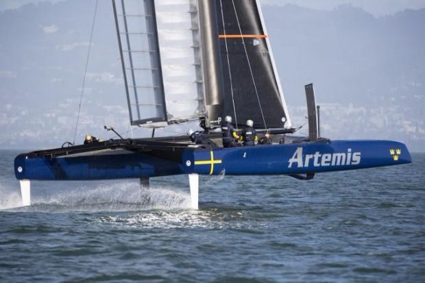 Photo Credits to Sander van der Borch - Artemis Racing