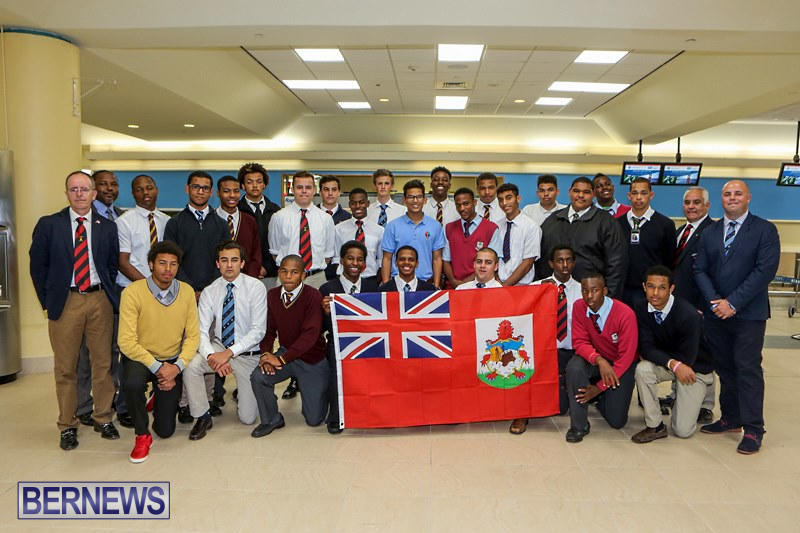 Rugby Tour Bermuda, March 24 2015