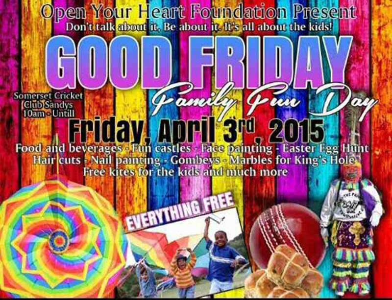 good friday event