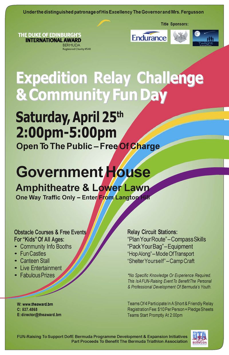 2015 Exp Relay Poster