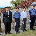 ANZAC Day Ceremony Bermuda, April 25 2015-1