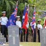 ANZAC Day Ceremony Bermuda, April 25 2015-11