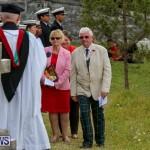 ANZAC Day Ceremony Bermuda, April 25 2015-15