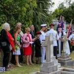 ANZAC Day Ceremony Bermuda, April 25 2015-16