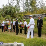 ANZAC Day Ceremony Bermuda, April 25 2015-2