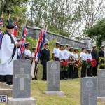 ANZAC Day Ceremony Bermuda, April 25 2015-22