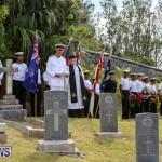 ANZAC Day Ceremony Bermuda, April 25 2015-25