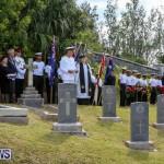 ANZAC Day Ceremony Bermuda, April 25 2015-26