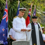 ANZAC Day Ceremony Bermuda, April 25 2015-27