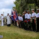 ANZAC Day Ceremony Bermuda, April 25 2015-32