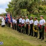 ANZAC Day Ceremony Bermuda, April 25 2015-34