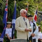 ANZAC Day Ceremony Bermuda, April 25 2015-37