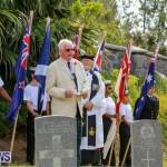 ANZAC Day Ceremony Bermuda, April 25 2015-38