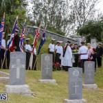 ANZAC Day Ceremony Bermuda, April 25 2015-4