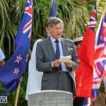 ANZAC Day Ceremony Bermuda, April 25 2015-44