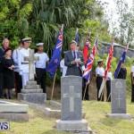 ANZAC Day Ceremony Bermuda, April 25 2015-45
