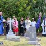 ANZAC Day Ceremony Bermuda, April 25 2015-47
