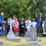 ANZAC Day Ceremony Bermuda, April 25 2015-48