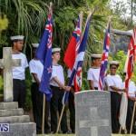 ANZAC Day Ceremony Bermuda, April 25 2015-7