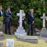 ANZAC Day Ceremony Bermuda, April 25 2015-9