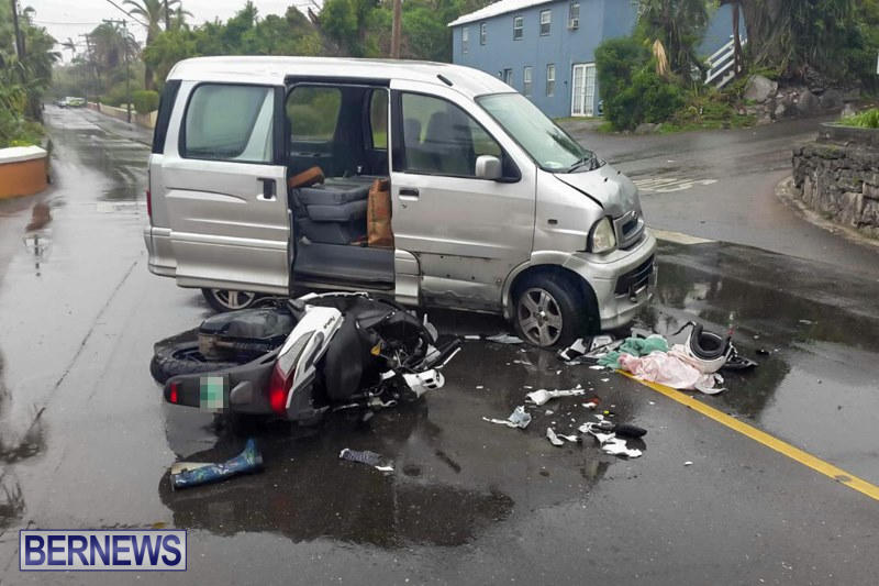 Accident Bermuda, April 5 2015-1