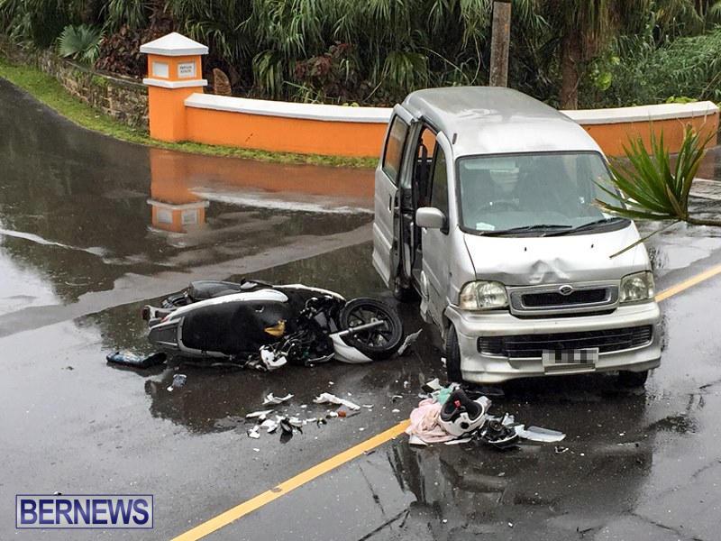 Accident Bermuda, April 5 2015-2