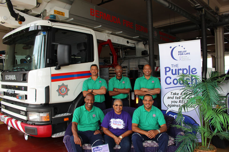 BFRS - Purple Couch Initiative