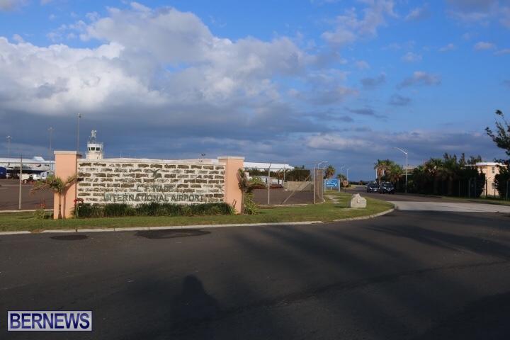 Bermuda LF Wade International Airport sign generic (1)
