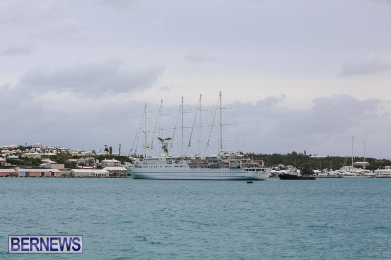 Club-Med-II-Sailing-Cruise-Ship-Bermuda-April-17-2015-6