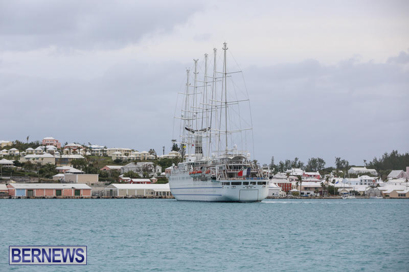 Club-Med-II-Sailing-Cruise-Ship-Bermuda-April-17-2015-8