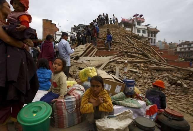 Katkids Nepal Earthquake