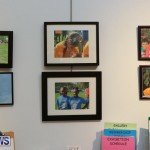 Middle and Senior School Art Show Bermuda, April 2 2015-1
