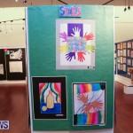 Middle and Senior School Art Show Bermuda, April 2 2015-107