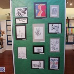 Middle and Senior School Art Show Bermuda, April 2 2015-109