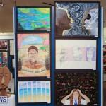 Middle and Senior School Art Show Bermuda, April 2 2015-111