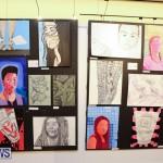 Middle and Senior School Art Show Bermuda, April 2 2015-114