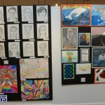 Middle and Senior School Art Show Bermuda, April 2 2015-13