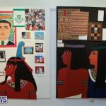 Middle and Senior School Art Show Bermuda, April 2 2015-16