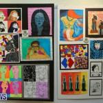 Middle and Senior School Art Show Bermuda, April 2 2015-21