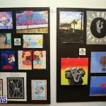Middle and Senior School Art Show Bermuda, April 2 2015-22