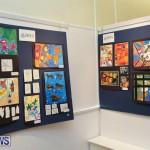 Middle and Senior School Art Show Bermuda, April 2 2015-28