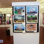 Middle and Senior School Art Show Bermuda, April 2 2015-30